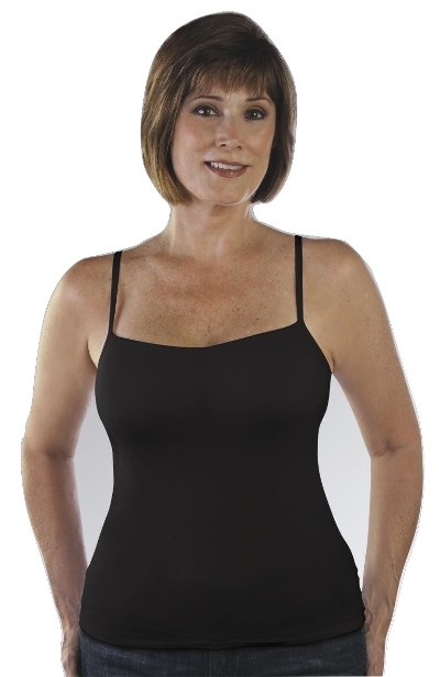 Classique #736 Smooth Cotton Mastectomy Camisole
