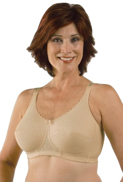 Classique #781 Cotton Comfort Support  Mastectomy Bra