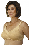 Classique #717 Seamless Lace No Show Mastectomy Bra