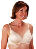 Classique #718 Soft Seamless Flex Wire Mastectomy Bra