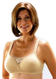 Classique #720 Seamless No Wire  Camisole Mastectomy Bra