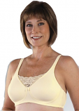 Classique #734 Seamless Camisole Lace Mastectomy Bra