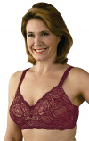 Classique #779 Sensual Lace No Wire Mastectomy Bra