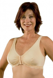 Classique #789 Front Closure Mastectomy Leisure Bra