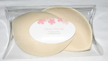 Lightweight Covered Foam Breast Enhancers