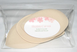 Lightweight Covered Foam Lumpectomy Filler Breast Pads