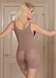 EuroSkins Power Firm Compress Mid-Thigh Body Shaper