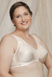 Nearly Me #700 M-Frame Softcup Mastectomy Bra