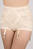 Rago 6197 Lacette Extra Firm Panty Girdle